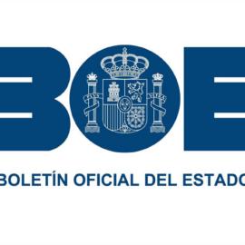 BOE Nº123 A FECHA 3-MAYO-2020 EN RELACION AL DEPORTE