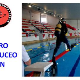 CURSO FEDAS DE ARBITRO AUTONOMICO DE BUCEO DE COMPETICION